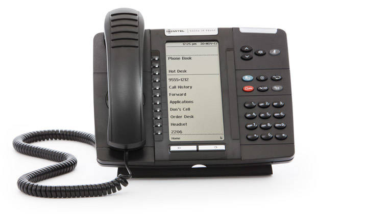 mitel miVoice 5320 IP phones