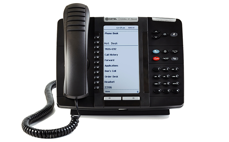 mitel miVoice 5320e IP Phones